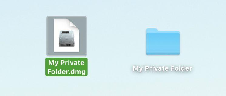 arquivos dmg no mac